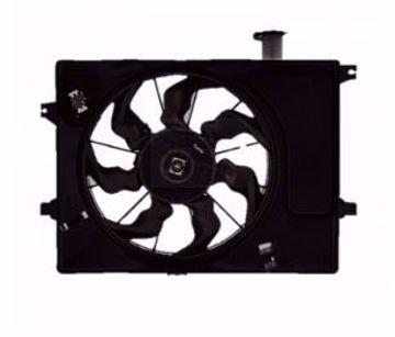Picture of Radiator Fan - Elantra MD