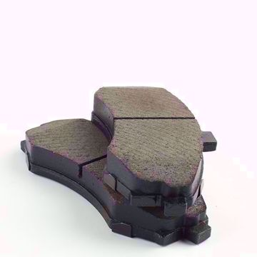 Picture of front brake pads - BYD F3