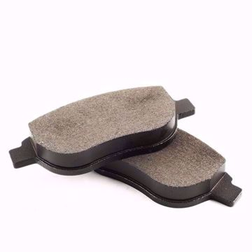 Picture of India Brake Pads Front -  Peugeot 301