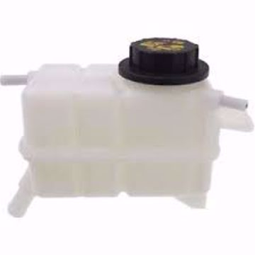 Original  radiator water tank - Juke