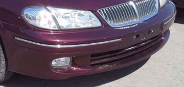 Picture of Front bumper Sunny Thailand -N16