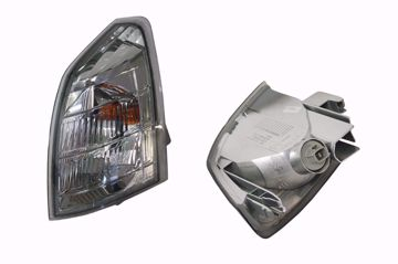 original indicator headlights- X-trial