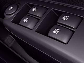 بوردة لوحة مفاتيح باب السائق - بيجو 308