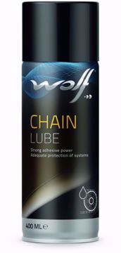 WOLF CHAIN LUBRICANT   400 ML
