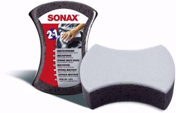 سوناكس اسفنجة غسيل السيارة