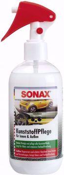 ملمع للعناية بالبلاستيك من سوناكس - 300 مل