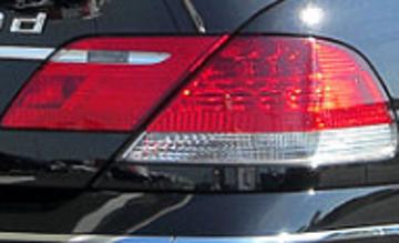 E66 E65   فانوس خلفي  - بي ام دبليو