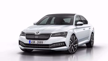 Picture for category Skoda Superb