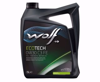 WOLF ECOTECH ENGINE OIL 0W30 C3 FE
