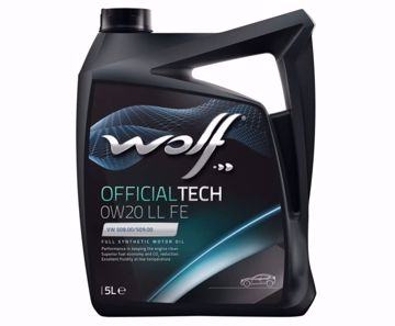 WOLF ENGINE OIL OfficialTech 0W20 LL FE