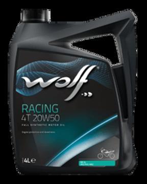 Racing  4T 20W50  زيت الموتوسيكال وولف راسينج