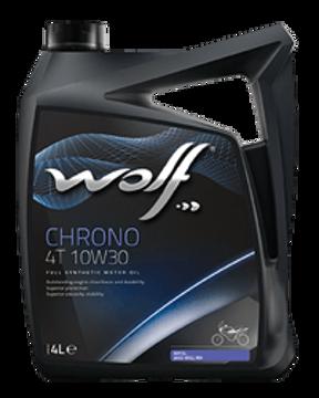 CHRONO 4T 10W30  زيت الموتوسيكال وولف كورونو