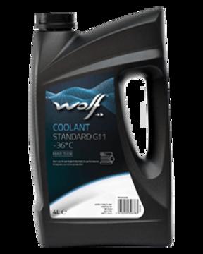 COOLANT -36°CSTANDARD G11 مياه تبريد وولف