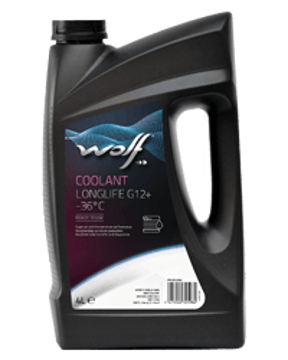 COOLANT-36°CLONGLIFE G12+ مياه تبريد وولف