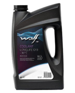 COOLANT -36°CLONGLIFE G13 مياه تبريد وولف
