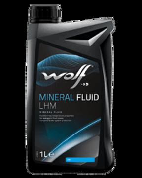 Mineral Fluid LHM 5.1 زيت هيدروليك وولف 1لتر