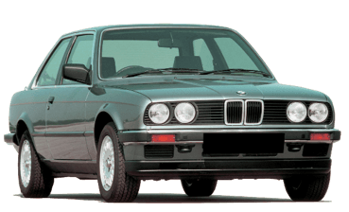 Picture for category BMW series 3 E30 Coupe Spare Parts