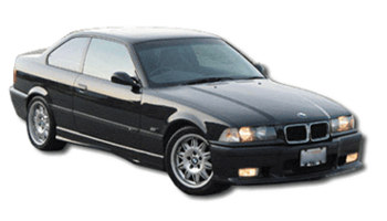 Picture for category BMW series 3 E36 Coupe Spare Parts