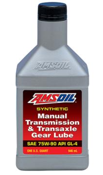 TRANSAXL 75W90-GL4  زيت ناقل الحركه امسويل 946 مل