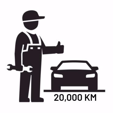 Picture for category 20,000 Km  Service
