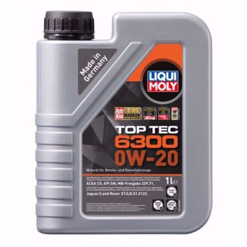 Liqui Moly TOP TEC 6300 0W-20 Engine Oil