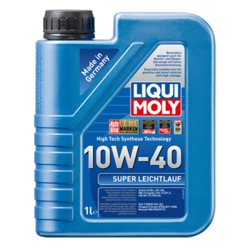 Liqui Moly SUPER LEICHTLAUF 10W40