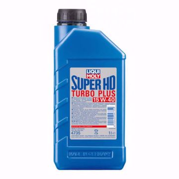 Liqui Moly SUPER HD TURBO PLUS 15W40