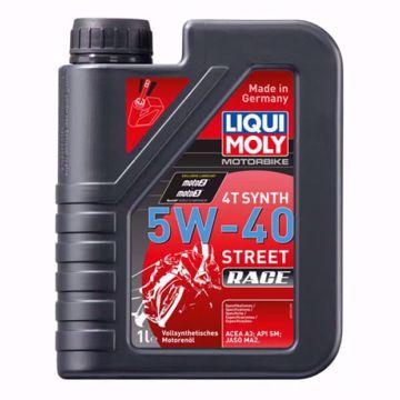 Liqui Moly MOTORBIKE 4T SYNTH 5W40 STREET RACE