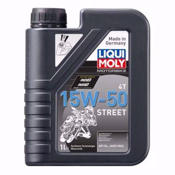 Liqui Moly MOTORBIKE 4T 15W50 STREET
