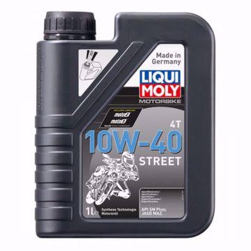 Liqui Moly MOTORBIKE 4T 10W40 STREET