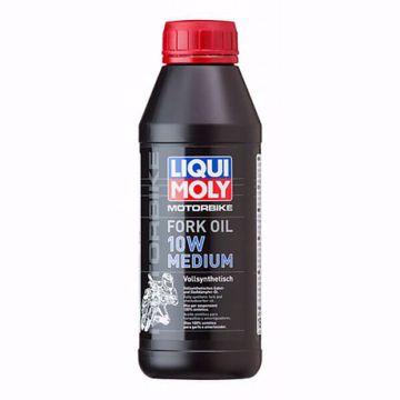 Liqui Moly MOTORBIKE FORK OIL 10W MEDIUM 1L