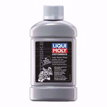 Liqui Moly MOTORBIKE LEATHER SUIT CARE 250ML منظف للجلود بالموتوسيكل