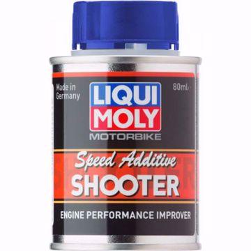 محسن الاداء للموتوسيكل Liqui Moly MOTORBIKE SPEED SHOOTER 80ML من ليكوي مولي