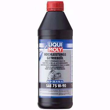 زيت الفتيس Liqui Moly Liqui Moly HIGH PERFORMANCE GEAR OIL (GL4+) SAE 75W-90 من ليكوي مولي 1لتر