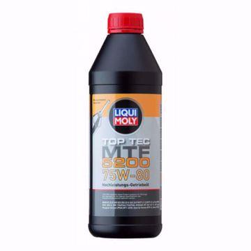 زيت الفتيس Liqui Moly TOP TEC MTF 5200 75W-80 من ليكوي مولي 1لتر