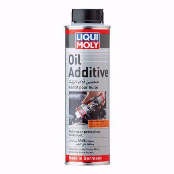 محسن اداء الزيت Liqui Moly OIL ADDITIVE 300ML من ليكوي مولي