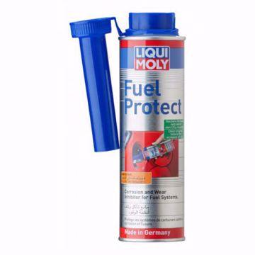 لحماية دورة الوقود  Liqui Moly FUEL PROTECT 300ml  من ليكوي مولي