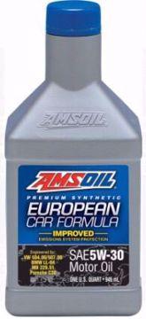 I-ESP 5W30 EURO OIL زيت محرك امسويل 946 مل