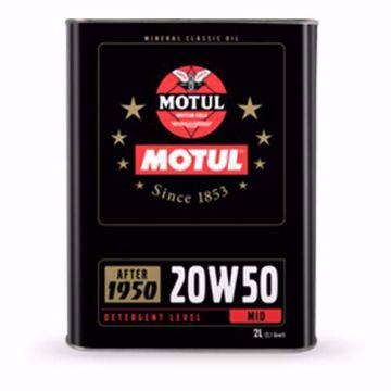 MOTUL Classic 20w50 Engine Oil 2L