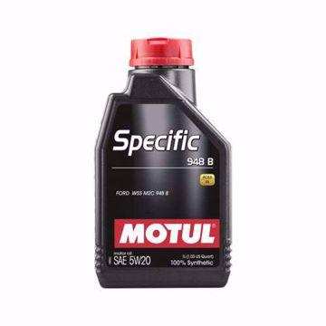 MOTUL SYNTHETIC SPECIFIC 948B 5W20 SN/CF Engine Oil