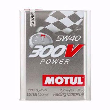 MOTUL SYNTHETIC 300V POWER 5W40 Engine Oil 2L