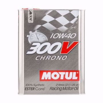 MOTUL SYNTHETIC 300V CHRONO 10W40 Engine Oil 2L