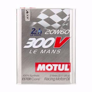 MOTUL SYNTHETIC 300V LE MANS 20W60 Engine Oil 2L