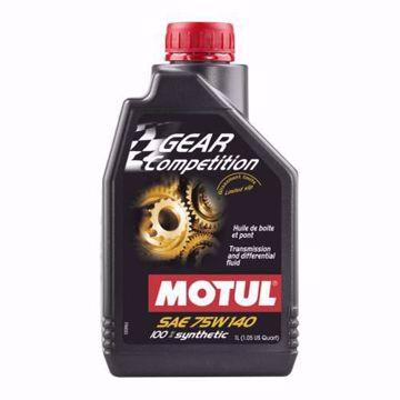 MOTUL GEAR COMP 75W140 MANUAL TRANSMISSION OIL 1L