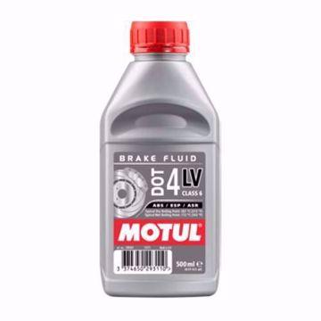 MOTUL BRAKE FLUID DOT 4 LV 500 ML