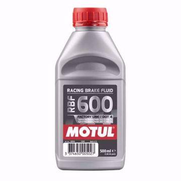 MOTUL BRAKE FLUID RBF 600  موتول زيت فرامل  500 مل