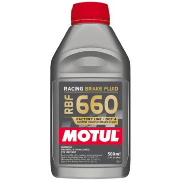 RBF 660  موتول زيت فرامل  500 مل