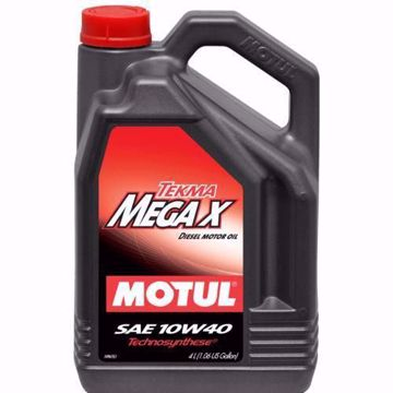 MOTUL TEKMA MEGA X 10W40 Engine Oil