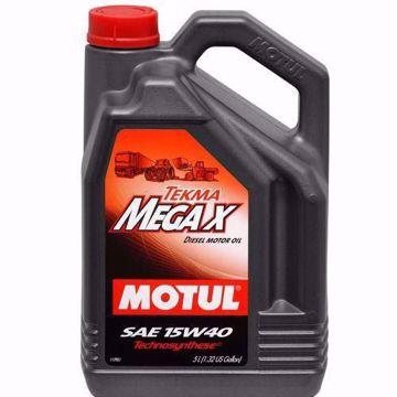 MOTUL TEKMA MEGA X 15W40 Engine Oil