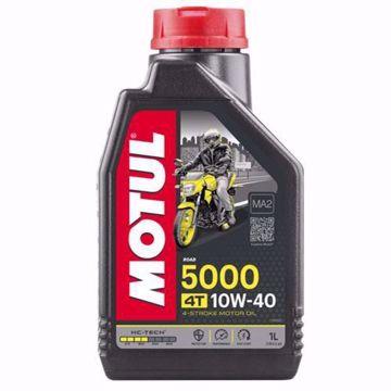 MOTUL 5000 10W40 4T MOTORCYCLE OIL